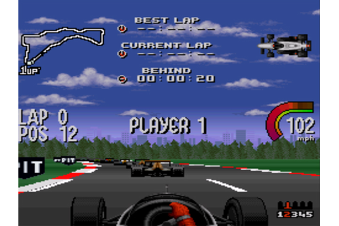 Newman-Haas IndyCar Racing featuring Nigel Mansell (Japan) ROM
