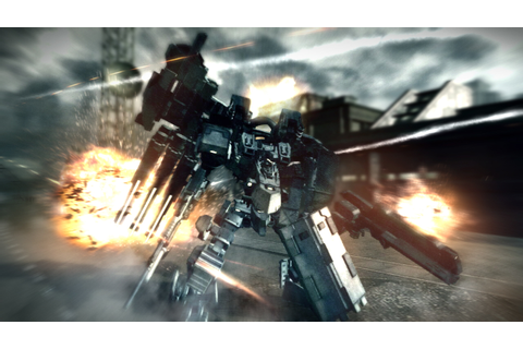 PlayStation 3 Emulator RPCS3 Can Now Run Armored Core V ...