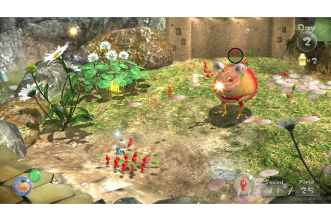In Bloom: In Praise of Pikmin 3 - GamerBolt