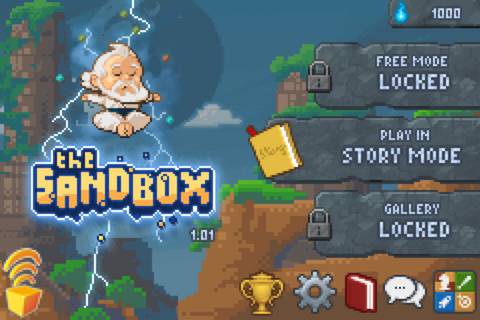 The Geeky Guide to Nearly Everything: [Games] The Sandbox ...