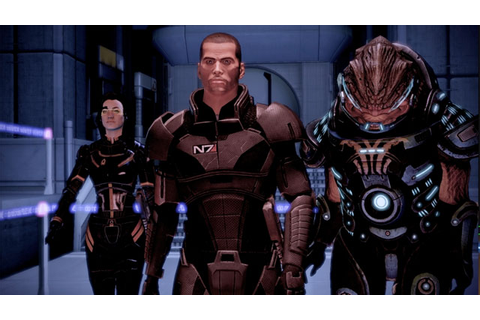Looks Like More Mass Effect 2 Is Coming With 'Arrival ...