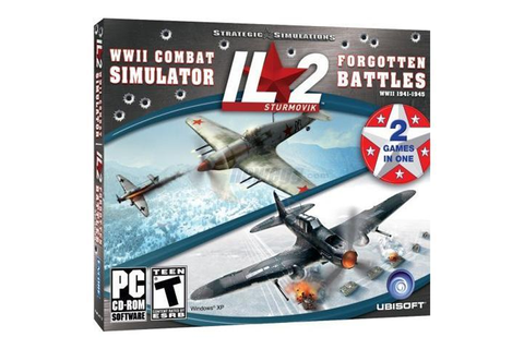 IL 2 Sturmovik & IL 2 Sturmovik Forgotten Battles PC Game ...