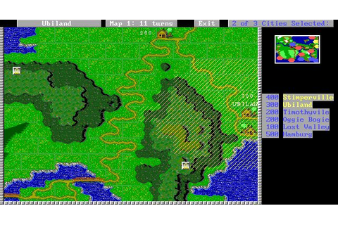 Conquered Kingdoms Download (1992 Strategy Game)