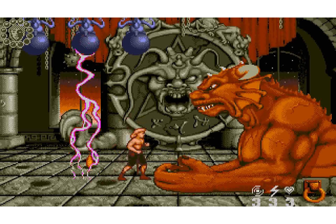 ATARI ST CHEATPLAY WRATH OF THE DEMON SOME STAGES ...