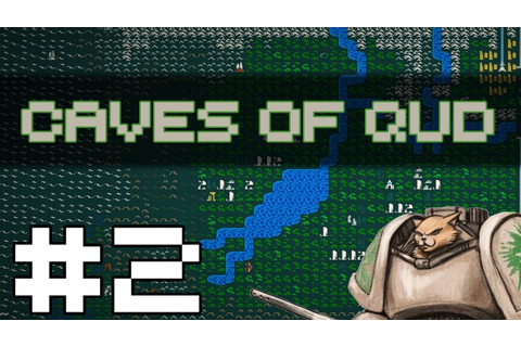 Caves of Qud - Red Rock - Part 2 Let's Play Caves of Qud ...