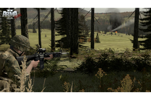 ArmA 2: Operation Arrowhead Gameserver mieten | nitrado.net