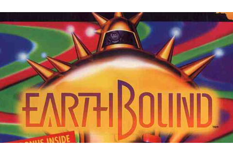 CGRundertow EARTHBOUND for SNES / Super Nintendo Video ...