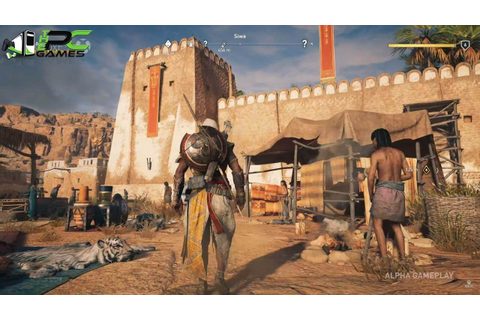 Assassin's Creed Origins v1.2.1 + All DLCs Cracked PC Download