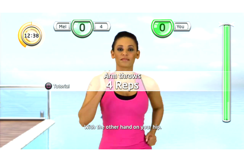 Get Fit With Mel B Download | GameFabrique