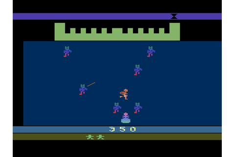 Krull (1983) by Atari / CCE Atari 2600 game