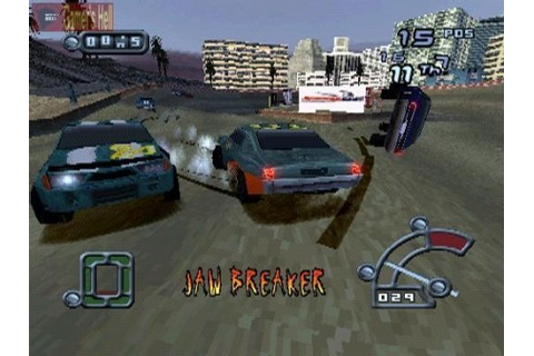 Destruction Derby Raw | Retro Gamer
