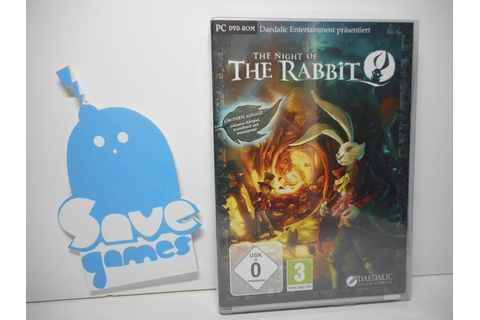 The Night Of The Rabbit - Save Games