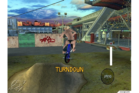 BMX XXX Screenshots, Pictures, Wallpapers - GameCube - IGN