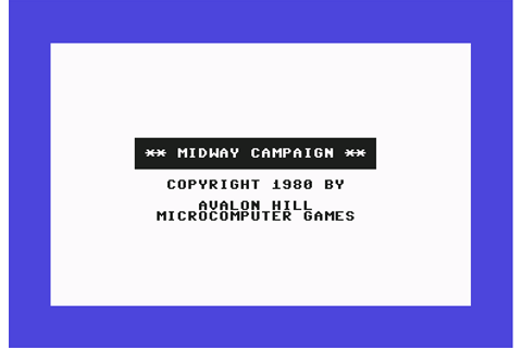 Download Midway Campaign - My Abandonware
