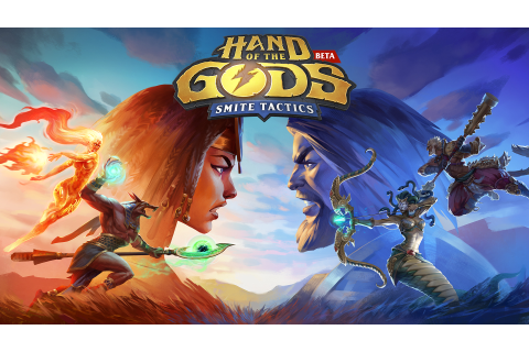 Hand of the Gods: SMITE Tactics - Multiple Packs Giveaway