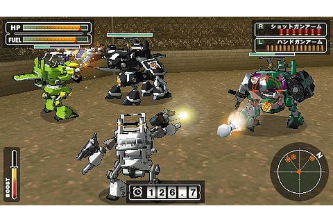 Steambot Chronicles Battle Tournament coming to PSP this ...