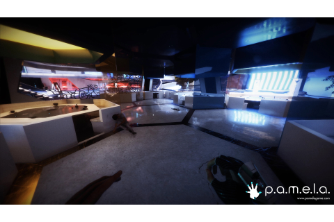 P.A.M.E.L.A. – Beautiful First-Person Survival Horror ...