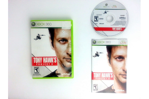 Tony Hawk Project 8 game for Xbox 360 (Complete) | The ...