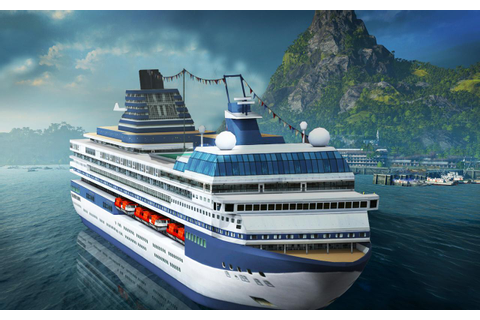Big Cruise Ship Games Passenger Cargo Simulator - Android ...