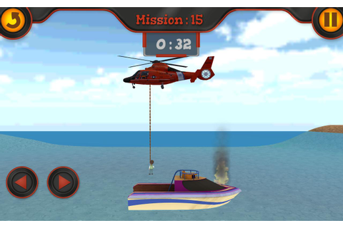 3D Helicopter Rescue Mission Game For Kids - Free APK ...