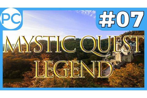 Mystic Quest Legend | #07 | Walktrough | Super Nintendo ...