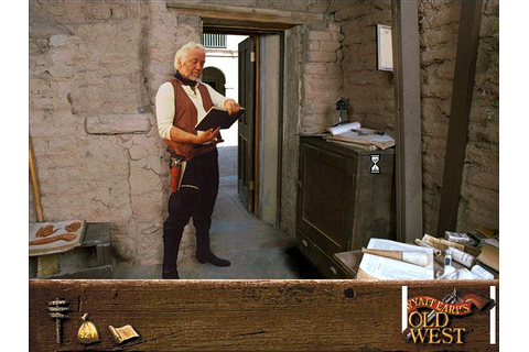 Wyatt Earp's Old West Download (1994 Educational Game)
