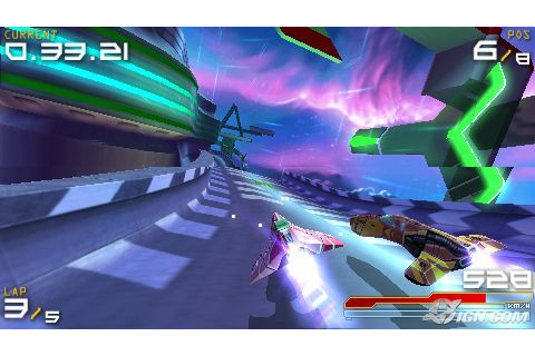 Wipeout Pure Greatest Hits ISO PPSSPP – isoroms.com