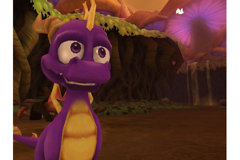 The Legend of Spyro A New Beginning ISO