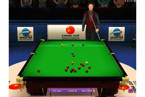 World Championship Snooker 2003 Download Game | GameFabrique
