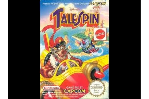 Disney's TaleSpin (Nintendo Entertainment System) - YouTube