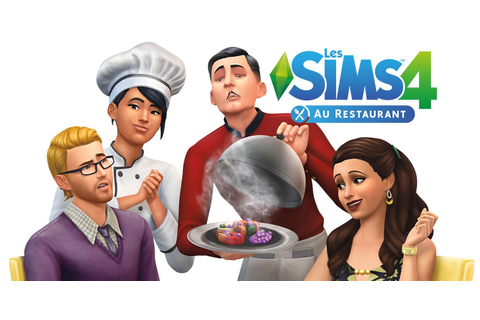 Les Sims 4 : Au Restaurant – Game Side Story