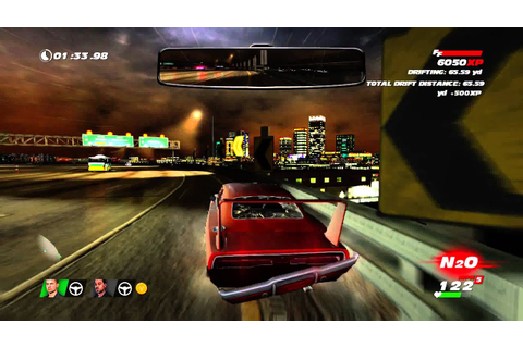 Fast & Furious: Showdown. XBOX 360. HD 1080p - YouTube