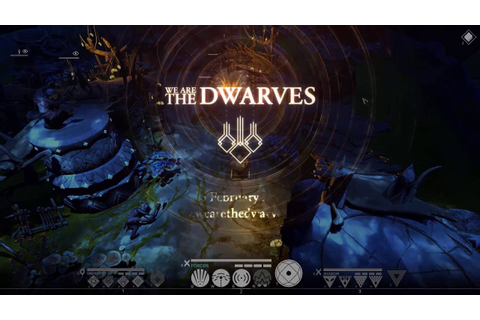 We Are The Dwarves Gameplay - YouTube
