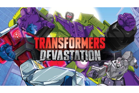 Now Transformers: Devastation is available for Pre ...