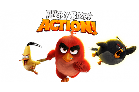 Angry Birds Action - Game | GameGrin