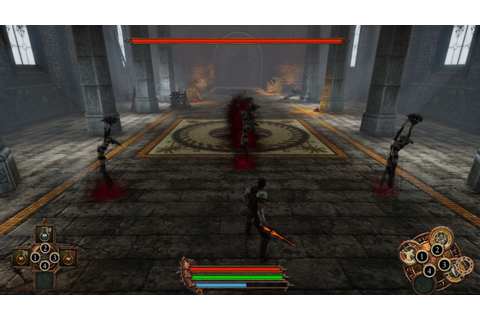The Dark Eye: Demonicon PC Galleries | GameWatcher