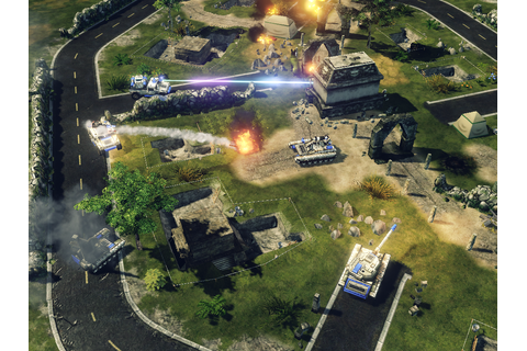 Command And Conquer : Generals Evolution : Media image ...