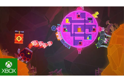Lovers in a Dangerous Spacetime now available for Xbox One ...