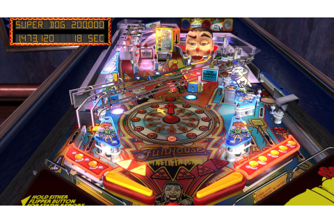 Download Pinball Arcade Full PC Game