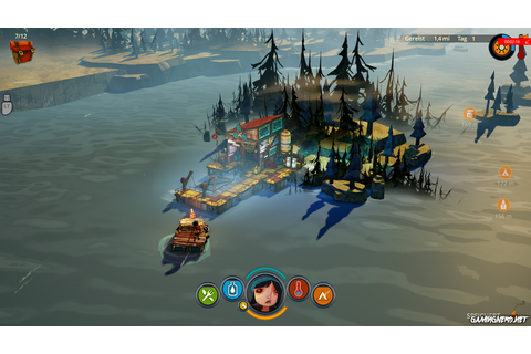 The Flame in the Flood – Die Flutkatastrophe im Test ...