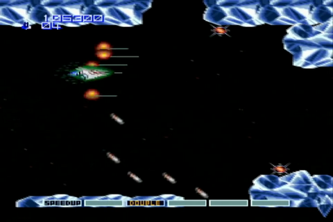 Gradius 2 Download Game | GameFabrique