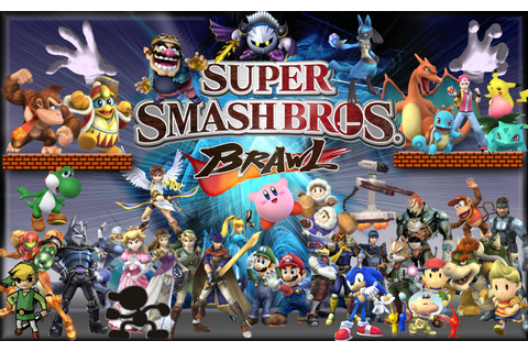 Super Smash Bros for Wii U and 3DS: Nintendo would like to ...