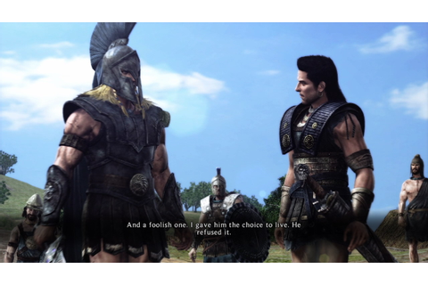 Warriors: Legends of Troy Screenshot Blowout - onPause