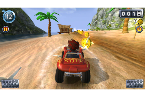 Beach Buggy Blitz - Collect coins - AndroidTapp
