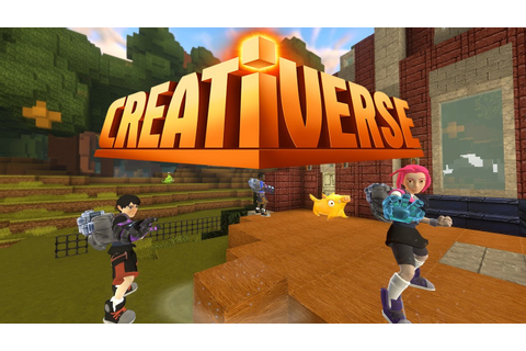 CREATIVERSE Game - Free Download (Creativerse by Playful ...