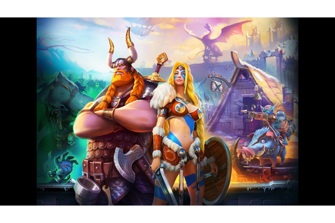 Nords Heroes of the North --- [Strategy online game ...