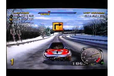 GAMEPLAY: Speed Devils (Sega Dreamcast) - YouTube