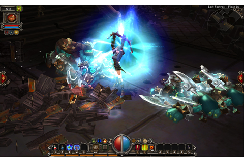 Buy Torchlight PC Game | Steam Download