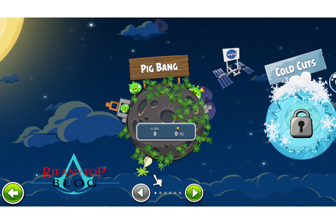 Download Game Angry Birds Space PC Full Version + License ...