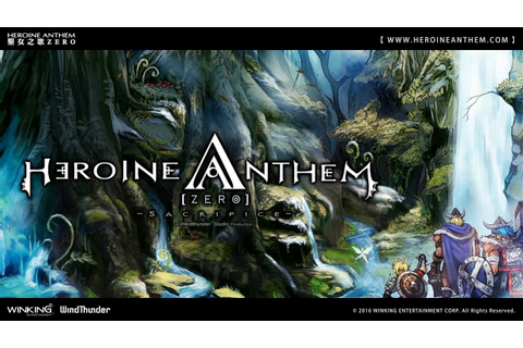 Download Game PC Heroine Anthem Zero – PROPHET - Download ...